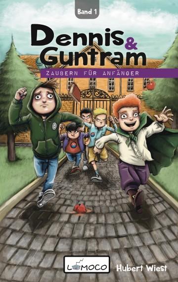 Dennis und Guntram – Zaubern für Anfänger (1)