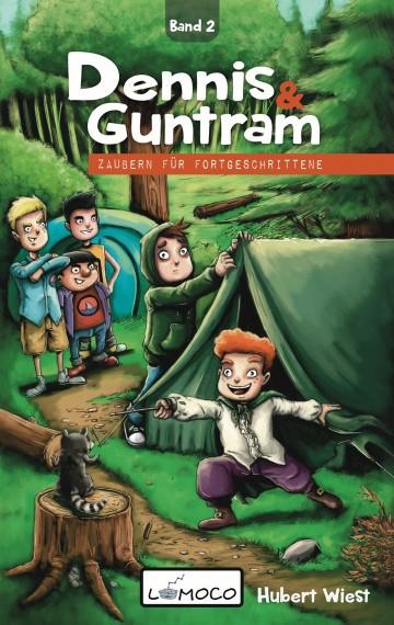 Dennis und Guntram Zaubern für Fortgeschrittene (2)