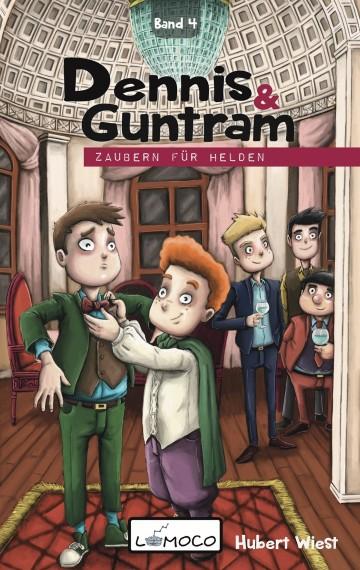 Dennis und Guntram – Zaubern für Helden (4)