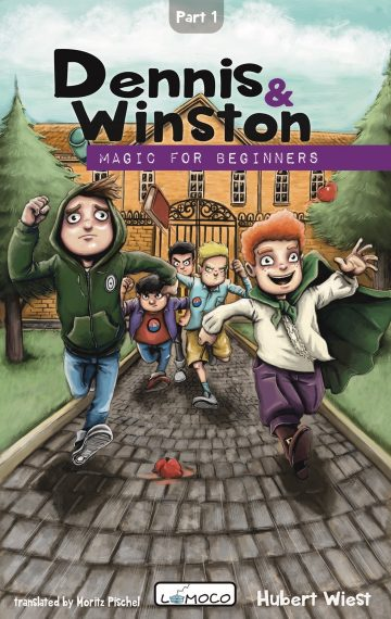 Dennis and Winston – Magic for Beginners (1)